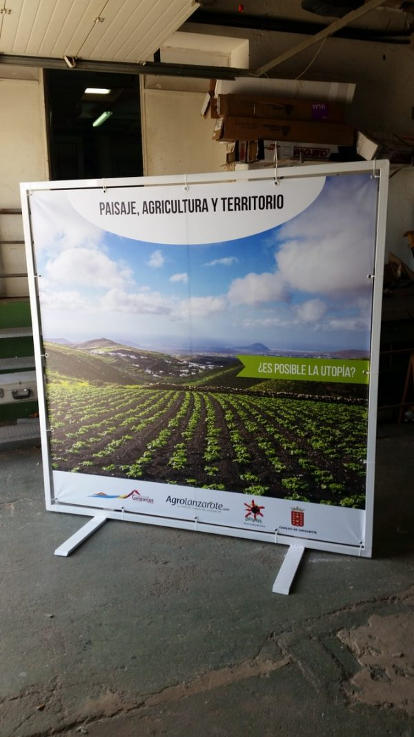 Banners, displays y photocalls